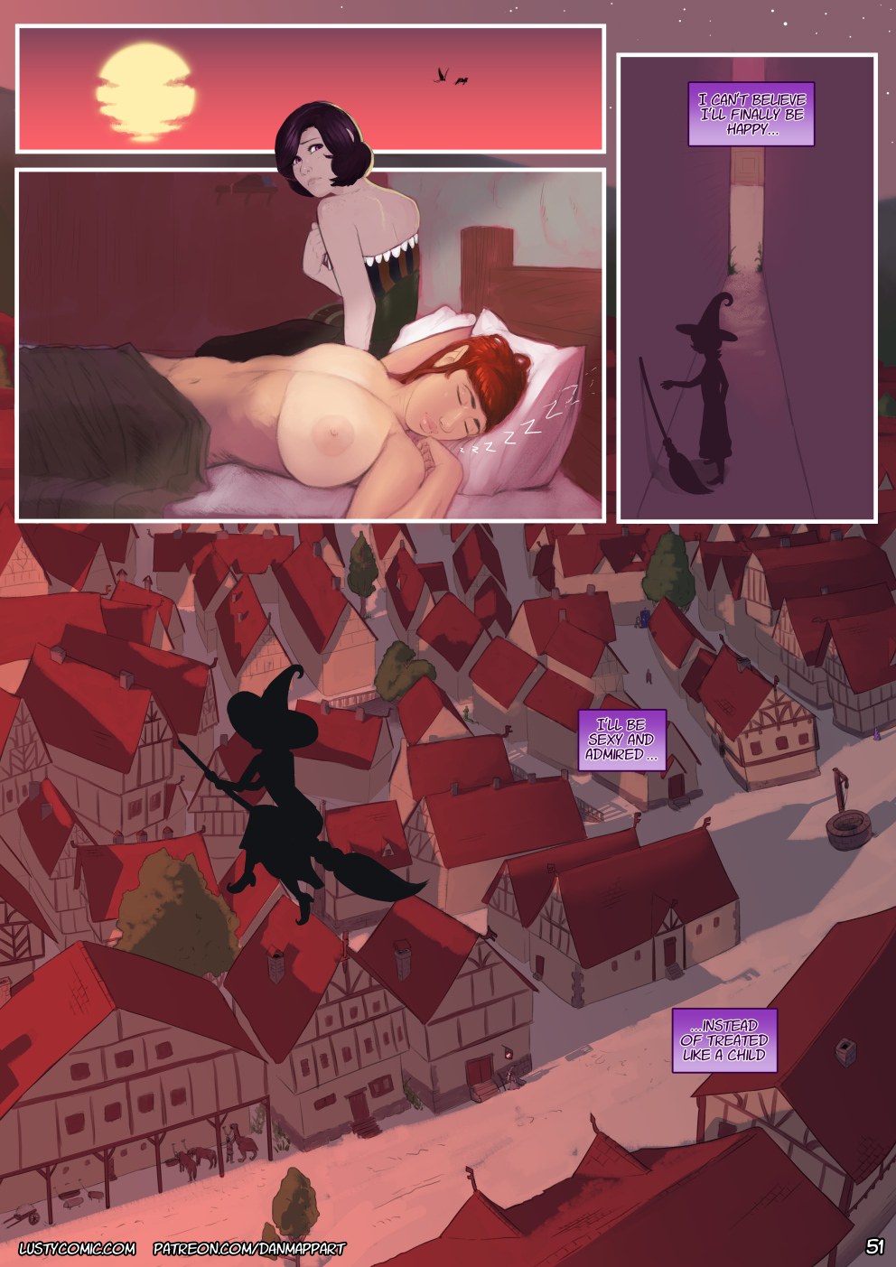 Easter eggs on this page: Gandalf, Snakelord from chapter one, The Doctor and the TARDIS, and Purple Tentacle!