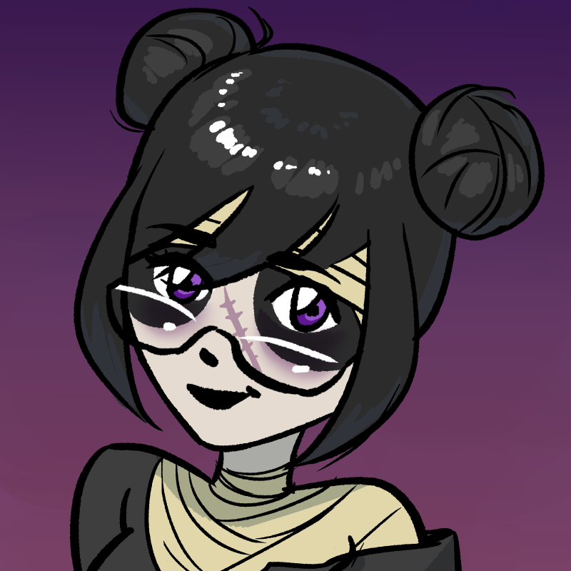 Pandagirl halloween avatar
